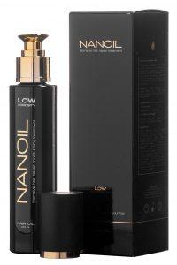 Nanoil for Low Porosity Hair